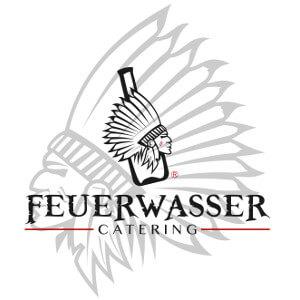 Logo-design voor cateringonderneming
