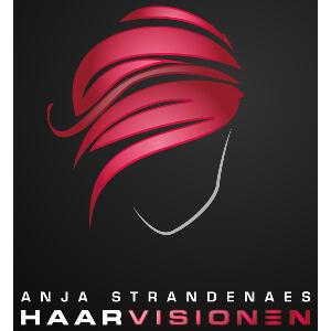 Logo voor haarsalon
