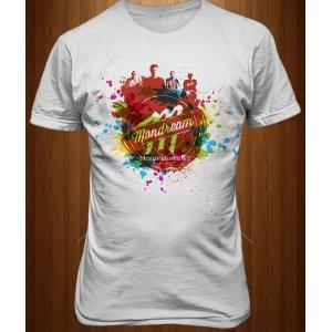 Rock/ Pop Band Mondream zoekt T-Shirt Design