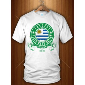 T-shirt Design Uruguay Cannabis legalisering