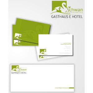Briefpapier en visitekaartjes voor Beiers gasthuis
