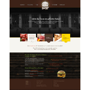 1885 De Burger Website