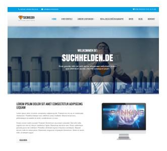 Web-Redesign voor SEO-agentschap